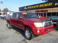 TOYOTA TACOMA TRD OFF ROAD DOUBLE CAB 4X4, AUTOCHECK CERTIFIED, TOW, BED LINER, SHORT BED, 6 DISC CD PLAYER, NICE! 2006