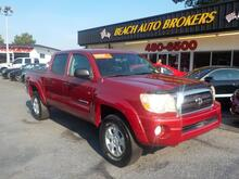 2006_TOYOTA_TACOMA_TRD OFF ROAD DOUBLE CAB 4X4, BUYBACK GUARANTEE,WARRANTY, TOW, BED LINER, SHORT BED, NICE!_ Norfolk VA