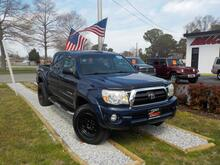 2006_TOYOTA_TACOMA_TRD OFF ROAD DOUBLE CAB 4X4, WARRANTY, TOW PKG, RUNNING BOARDS, BED LINER, SLIDING REAR WINDOW, A/C!_ Norfolk VA