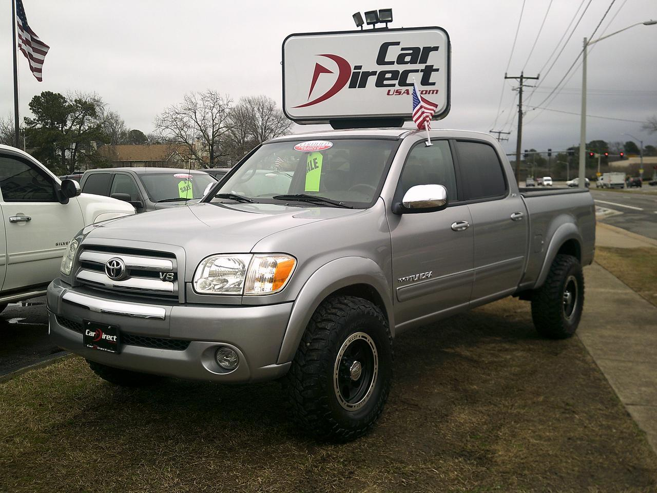 Toyota Virginia Beach >> 2006 TOYOTA TUNDRA SR5 DOUBLE CAB X-SP PACKAGE, CARFAX CERTIFIED, BLACK ION ALLOY WHEELS, 6 DISC ...