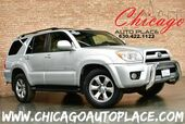 2006 Toyota 4Runner Limited - 4WD 4.0L V6 ENGINE GRAY LEATHER HEATED SEATS JBL AUDIO SUNROOF ALLOY WHEELS