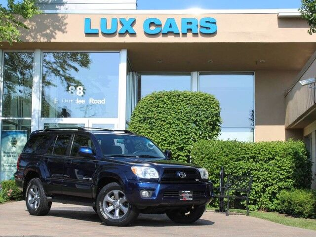 2006_Toyota_4Runner_Limited Nav 4WD_ Buffalo Grove IL