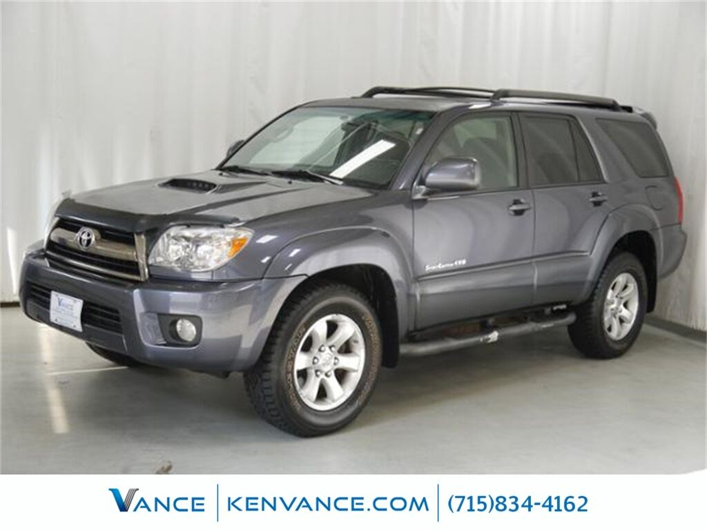 2006 Toyota 4Runner SR5 Eau Claire WI 25588126