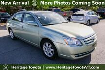 2006 Toyota Avalon XL South Burlington VT