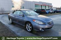 2006 Toyota Camry Solara SLE South Burlington VT