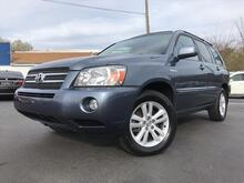 2006_Toyota_Highlander Hybrid_Limited_ Raleigh NC