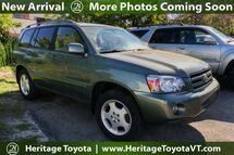 2006 Toyota Highlander Limited South Burlington VT