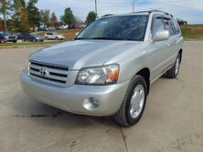 Toyota Highlander Limited w/3rd Row 2006