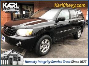 2006_Toyota_Highlander_Sport_ New Canaan CT