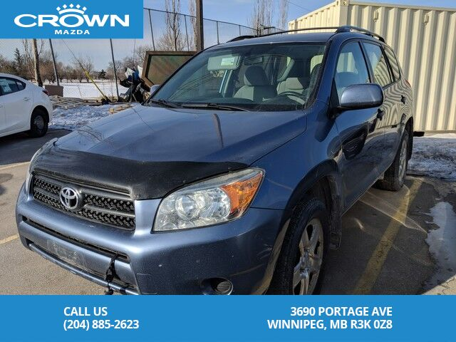 2006 Toyota Rav4 4wd 4 Cyl Clean Carproof Local Trade In