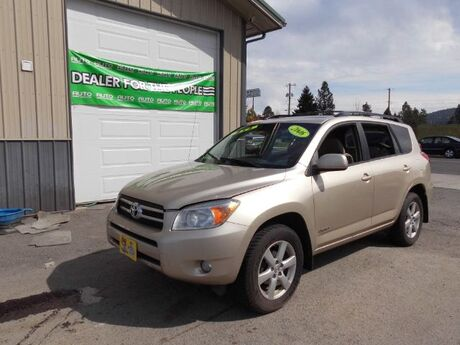 2006 Toyota RAV4 Limited I4 4WD Spokane Valley WA