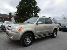 Toyota Sequoia Limited 4x4 2006