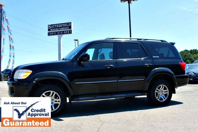 2006 Toyota Sequoia Limited Bryant AR