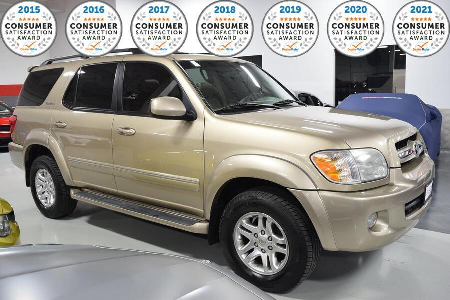 2006_Toyota_Sequoia_Limited_ Glendale Heights IL