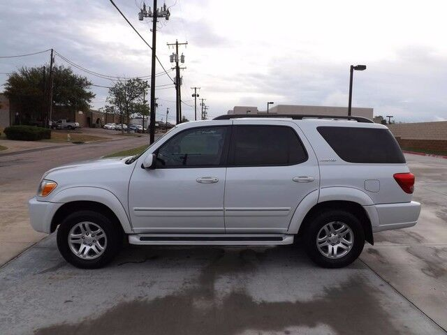 2006 Toyota Sequoia Limited Garland TX