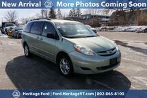 2006 Toyota Sienna LE South Burlington VT