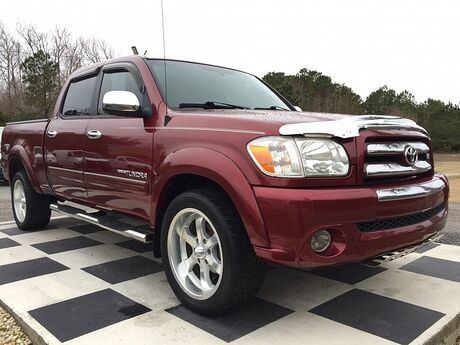 2006 Toyota Tundra 2WD Double Cab SR5 Outer Banks NC