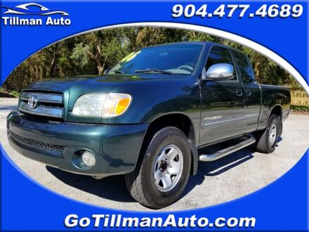 2006_Toyota_Tundra_SR5 Access Cab_ Jacksonville FL