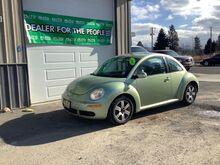 2006_Volkswagen_New Beetle_2.5L_ Spokane Valley WA