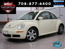 Volkswagen New Beetle Coupe Heated Leather Sunroof Carfax Certified 2006