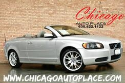 2006_Volvo_C70_CONVERTIBLE - 2.5L TURBOCHARGED I5 ENGINE BEIGE LEATHER INTERIOR HEATED SEATS CLIMATE CONTROL PREMIUM ALLOY WHEELS_ Bensenville IL