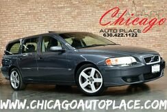 2006_Volvo_V70_2.5L Turbo R - ALL-ALLOY TURBOCHARGED I5 ENGINE ALL WHEEL DRIVE BLACK LEATHER HEATED SEATS SUNROOF ACTIVE CHASSIS_ Bensenville IL