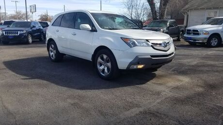 2007 Acura MDX Sport Package with Rear DVD System Twin Falls ID