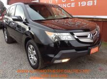 2007_Acura_MDX_Tech Package with Rear DVD System_ Spokane WA