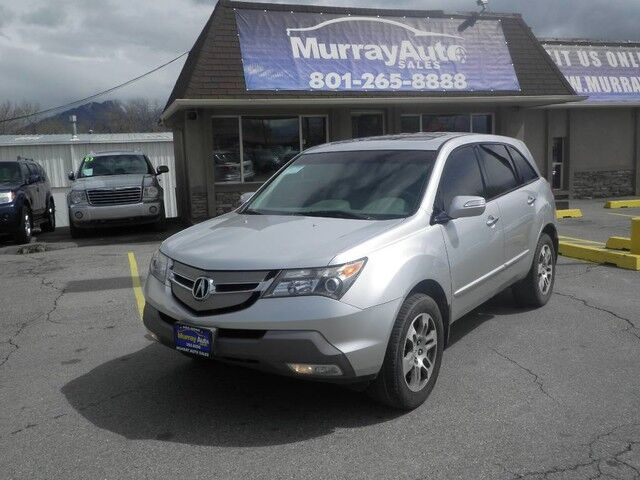2007 Acura MDX Tech Pkg Murray UT