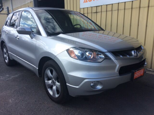 2007 Acura RDX 5-Spd AT with Technology Package Spokane WA