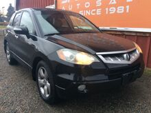 2007_Acura_RDX_5-Spd AT with Technology Package_ Spokane WA