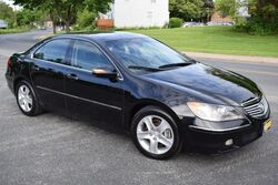 Acura RL AWD Tech Pkg 2007