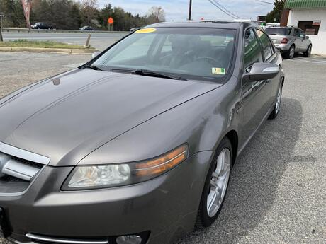 2007 Acura TL 5-Speed AT with Navigation System Brandywine MD