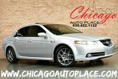 2007_Acura_TL_Type-S - 3.5L VTEC V6 ENGINE FRONT WHEEL DRIVE NAVIGATION BACKUP CAMERA XENON HEADLAMPS SUNROOF BEIGE LEATHER HEATED SEATS_ Bensenville IL