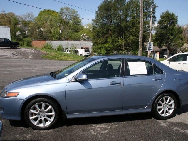2007 Acura TSX w/Navi Roanoke VA