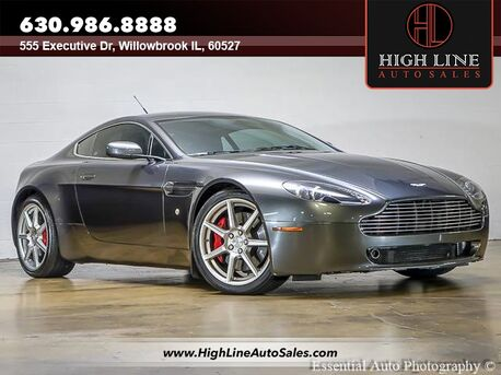 2007_Aston Martin_Vantage__ Willowbrook IL