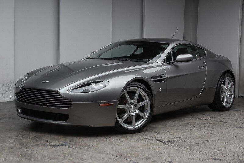 2007 Aston Martin Vantage Coupe Manual Akron Oh 20422512