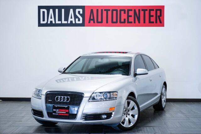 2007 Audi A6 3.2 with Tiptronic Carrollton TX
