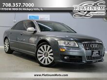 2007_Audi_S8_V10 Power Roof Keyless Alcantara Loaded_ Hickory Hills IL