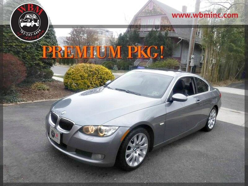 2008 bmw 328xi coupe hp