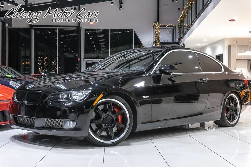 vehicle details 2007 bmw 335i coupe at chicago motor cars of