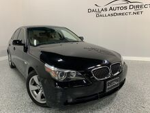 2007_BMW_5 Series_525i_ Carrollton  TX