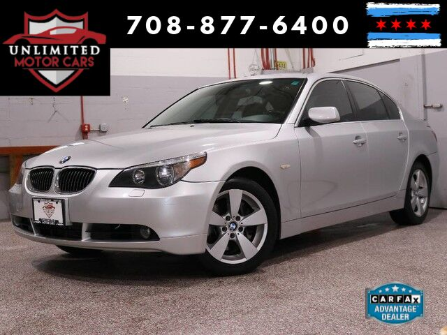 2007 BMW 5 Series 525xi Bridgeview IL