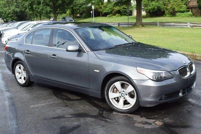2007 BMW 5 Series 530xi AWD Easton PA