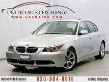BMW 5 Series 550i Sport Package 2007
