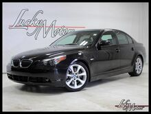2007_BMW_5 Series_550i Sport Pkg Heated Seats Xenons_ Villa Park IL