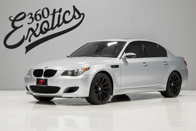2007_BMW_5 Series_M5 Sedan_ Austin TX