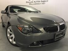 2007_BMW_6 Series_650i_ Carrollton  TX
