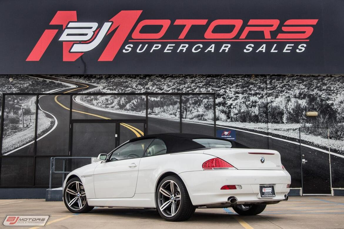 2007 BMW 6 Series 650i Tomball TX