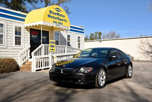 2007_BMW_6 Series_650i_ Wilmington NC